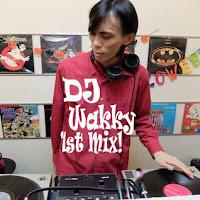 DJ-Wakky 1st Mix! のジャケット写真です。