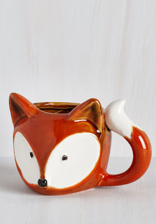 A Real Fox-er Upper Mug