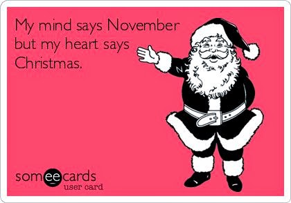 November Christmas.Simply Complicated Are You Sure Its Only November