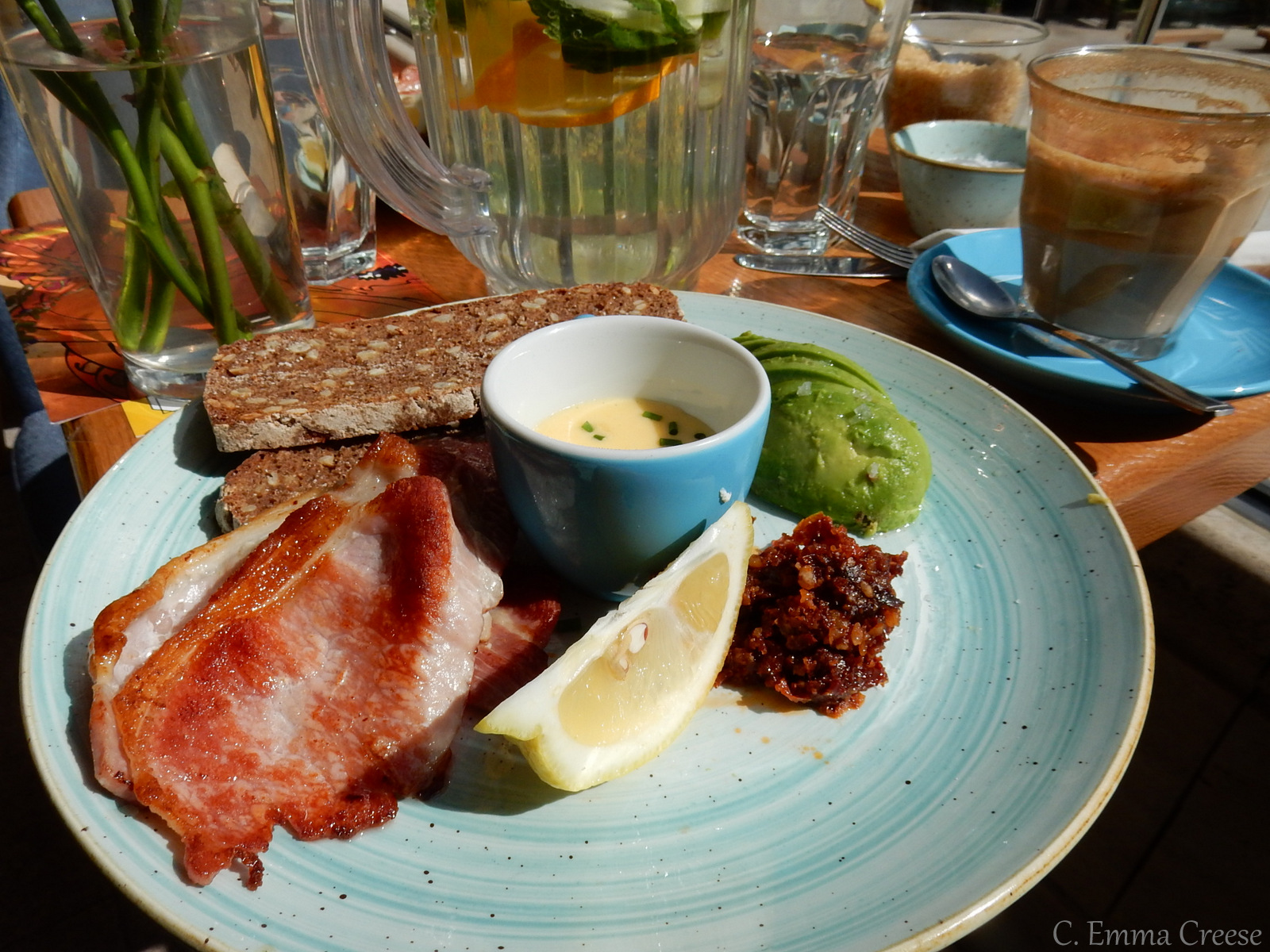 jazz sofa review polar jean royere beany green, liverpool street brunch - adventures ...