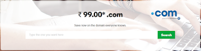 How I Make My .com domain  Website in Only 99 Rs With Blogger