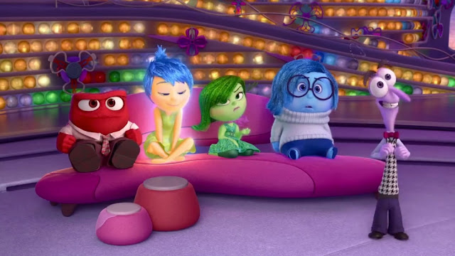 Inside Out 2015 BRRip 300MB English Free Download Full Movie 480P