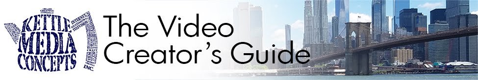 The Video Creator's Guide