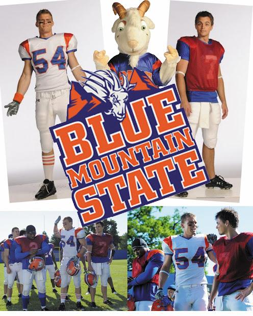 Blue Mountain State Wallpaper