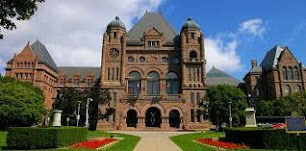 Ontario Legislative Assembly - Live Feed