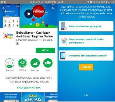 BebasBayar untuk Indonesia, Inovasi FinTech Terbaik dan Terdepan 100% Asli Indonesia