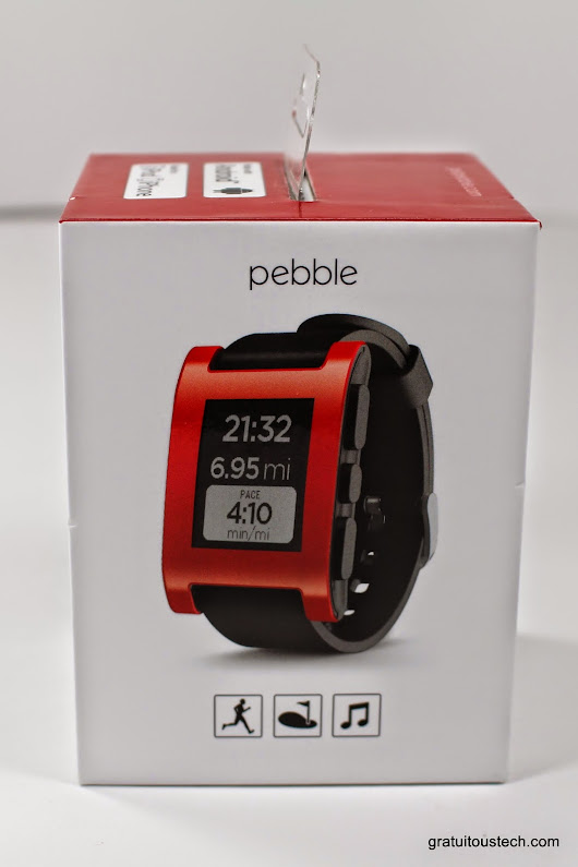 Pebble Smart Watch - Still Relevant Post Apple Watch?