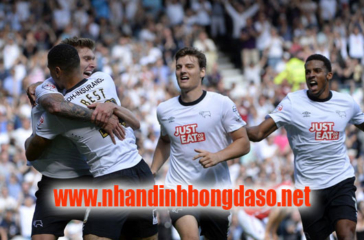 Hull City vs Derby County www.nhandinhbongdaso.net