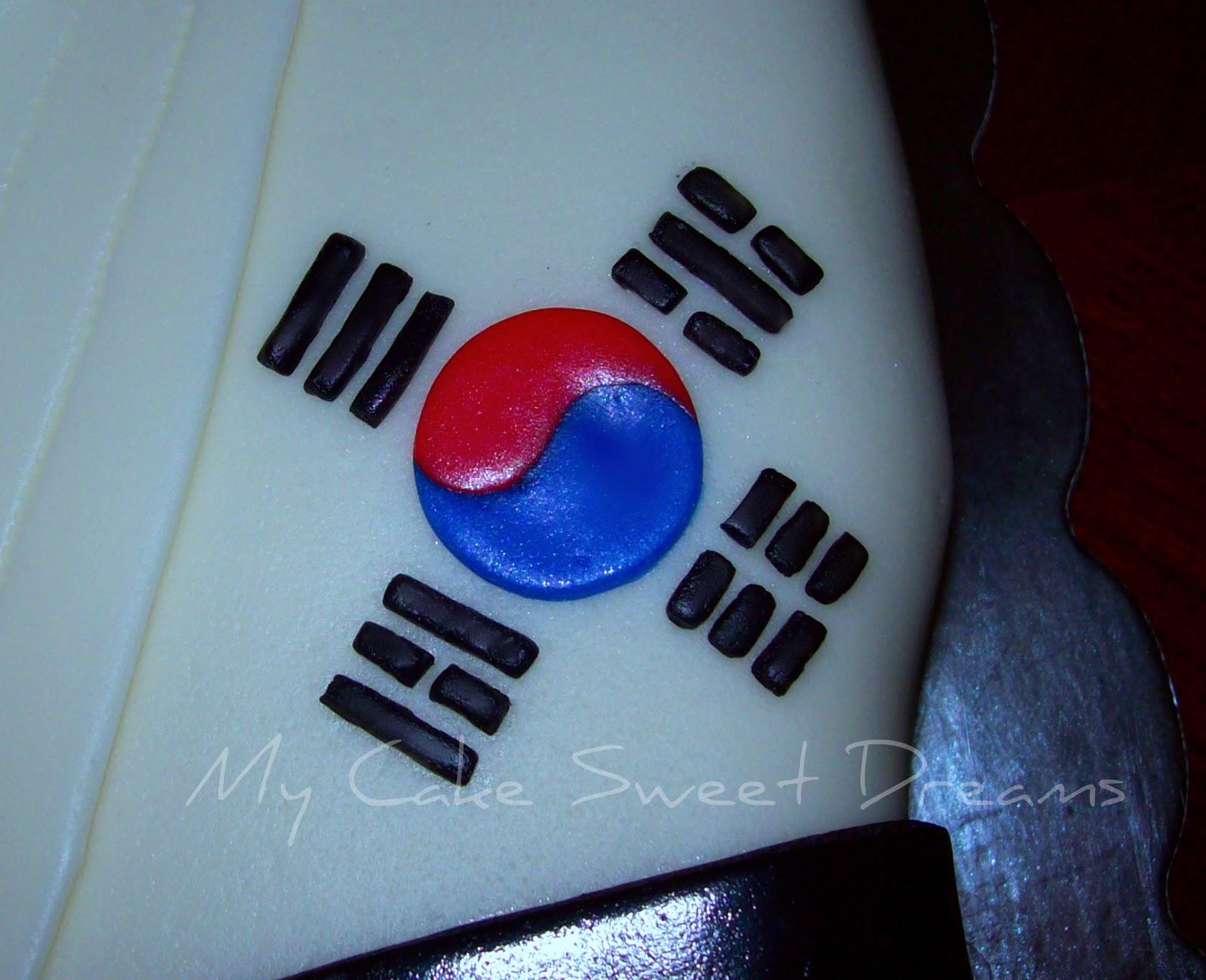 Mycakesweetdreams Tae Kwon Do Cake