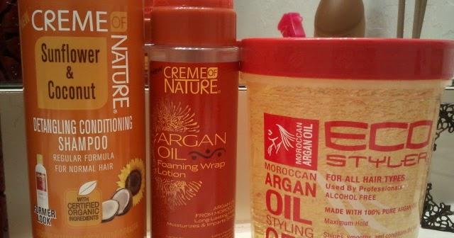 Creme Nature Argan Oil Moisturizer Ingredients