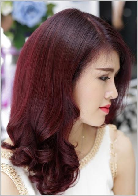 Khó tin khi dùng củ dền đỏ nhuộm tóc không phai màu cực đơn giản - Ảnh 5