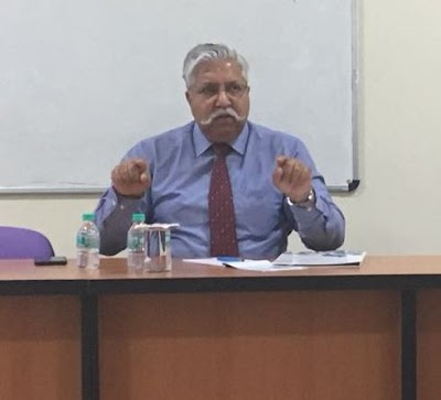 Prof. (Dr.) Paramjit Singh Jaswal, Vice Chancellor, RGNUL at Jagran Lakecity University, School of Law