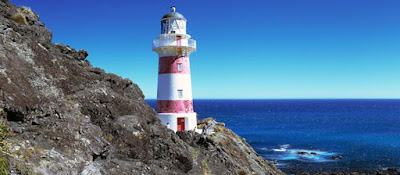 Cape Pallisier Lighthouse
