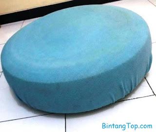 cara membuat tempat duduk unik dari ban bekas