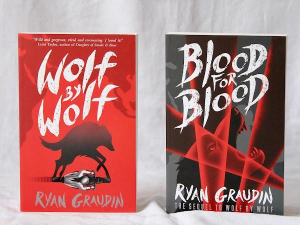 Wolf by Wolf und Blood for Blood von Ryan Graudin
