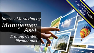 Belajar Wirausaha dg Metode Internet Marketing, Training Center Piranhamas Day 7