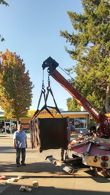 Tow truck lifting safe