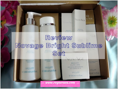Review Novage Bright Sublime Set