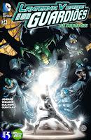 Os Novos 52! Lanterna Verde - Os Novos Guardiões #34