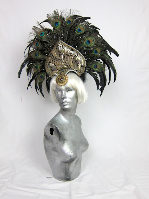 Summer headdresses