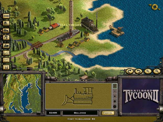Railroad Tycoon 2 main