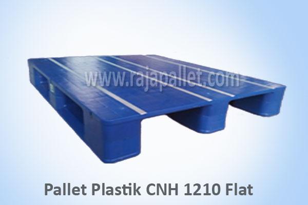 Pallet Plastik Flat Racking HDPE Harga Terjangkau