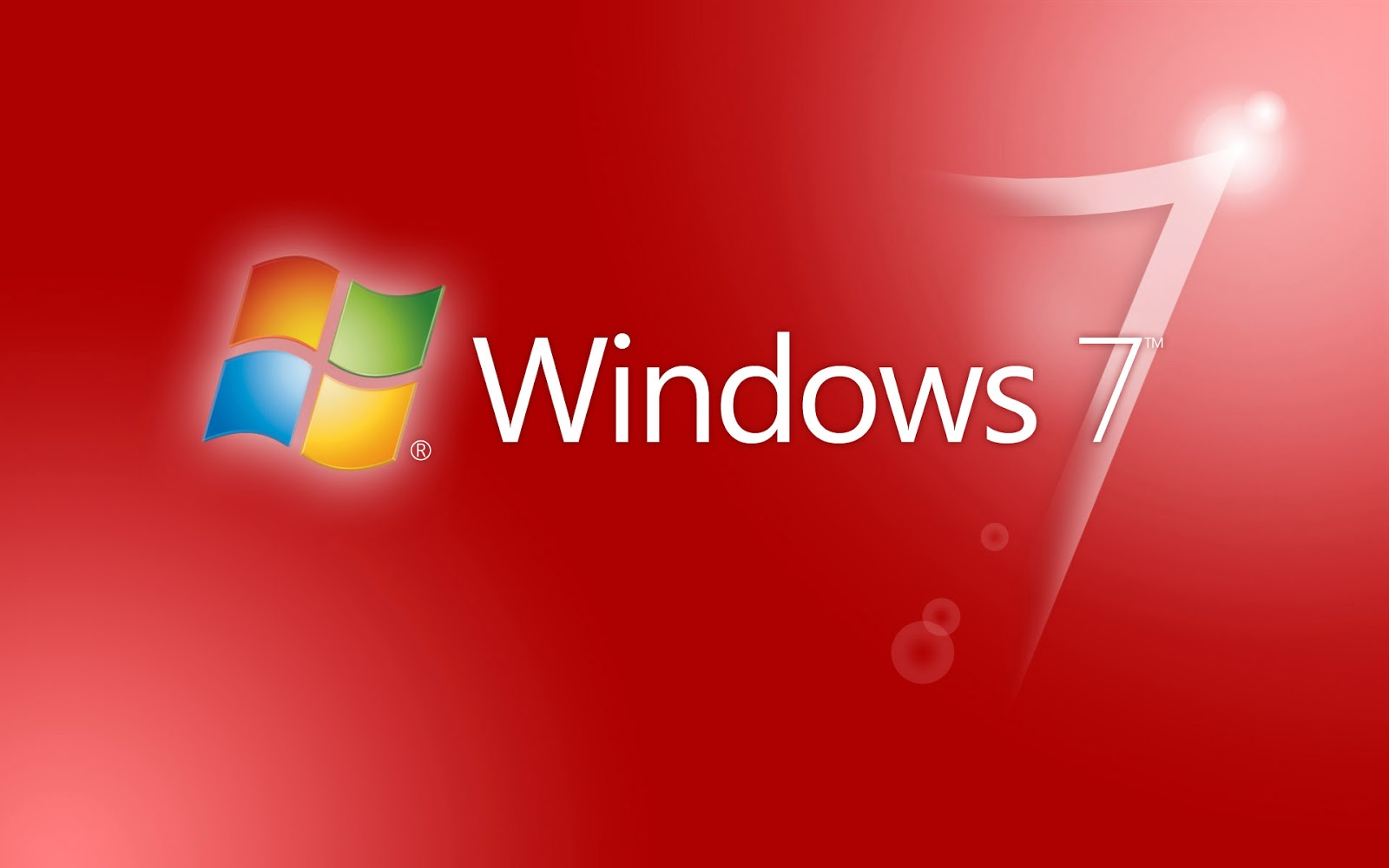Fond Ecran Windows 7 hd