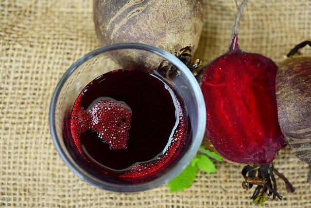 Beetroot juice and it's health benefits.