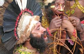 cum swallowing papua new guinea