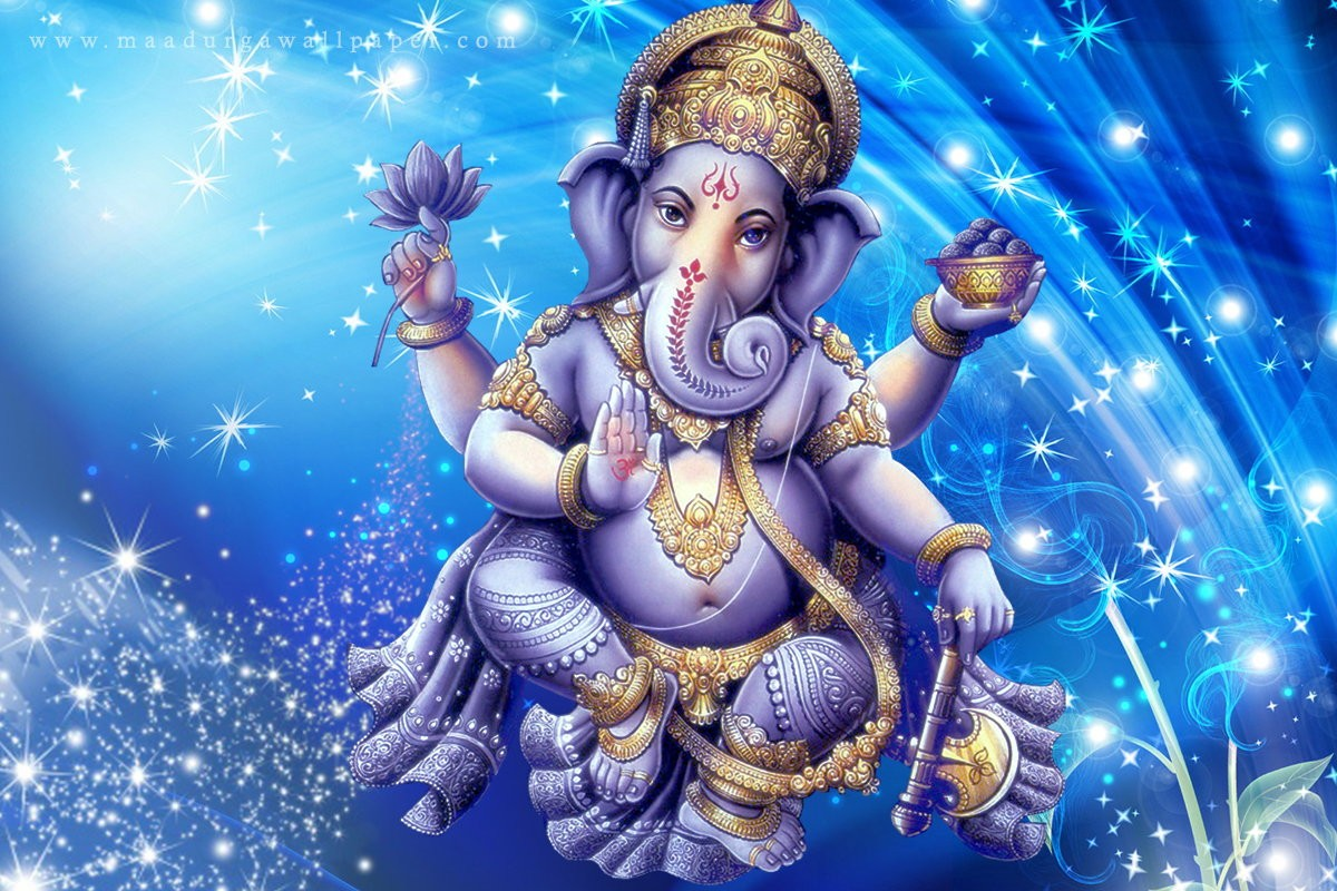 Lord Ganesha Pictures Hd: HD Desktop Wallpapers