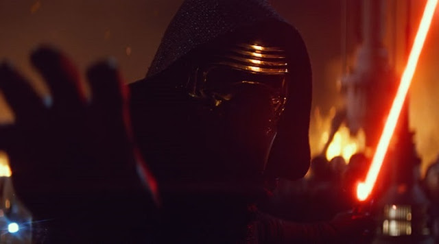 kylo ren star wars 7 force awakens still