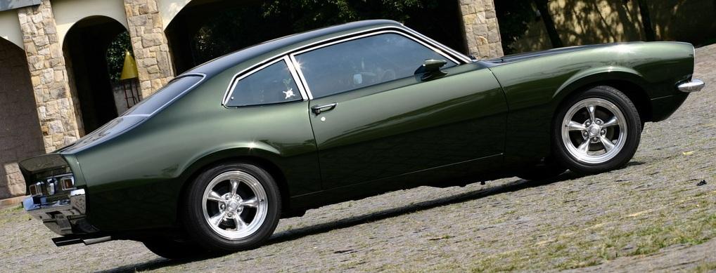 Todo Un Personaje Mítico De La época Dorada Del Automovilismo Y Furia Por Velocidad Rey Las Décadas Los Años 60 70 El Ford Maverick