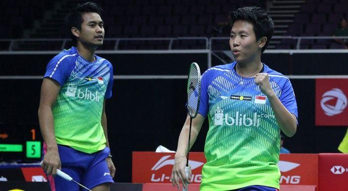 Tontowi Ahmad Liliyana Natsir Fuzhou China Open