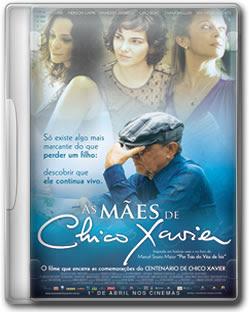 Download As Mães de Chico Xavier DVD R Nacional