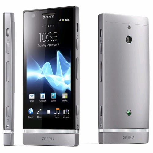 Sony Xperia P pictures