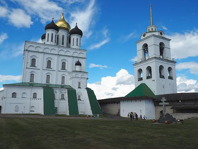 Псков, Свято-Троицкий собор (Pskov, Holy Trinity Cathedral)