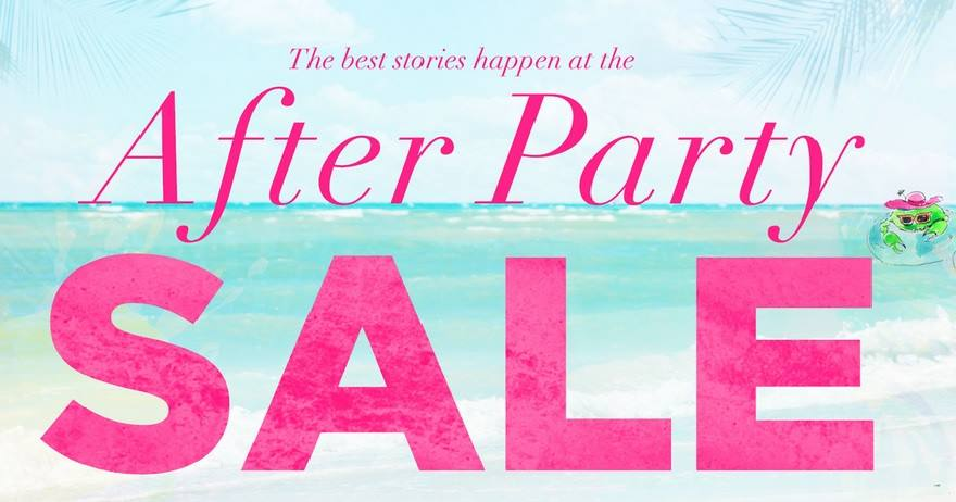 lilly pulitzer sale - lilly pulitzer after party sale - lilly pulitzer endless summer sale - lilly pulitzer annual sale - lilly sale