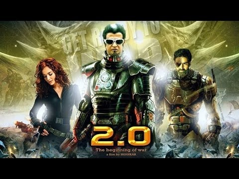 Official Teaser Release Date of Rajnikanth's movie Robot 2