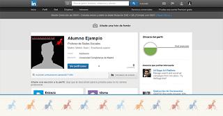 Ejercicio 10.1 Crea tu perfil en LinkedIn