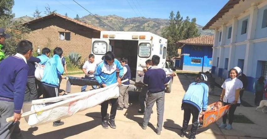 UGEL Santiago de Chuco se alista para IV Simulacro Escolar Nacional 2019 (11 Octubre)