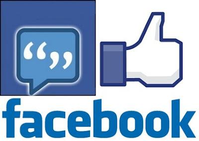 Postingan facebook Super Manfaat