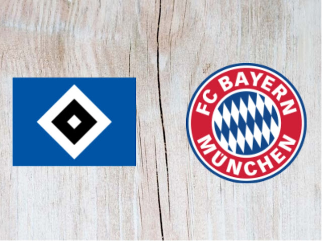Hamburger SV vs FC Bayern Munich Full Match & Highlights - 15 August 2018