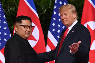 Denuclearisation includes eliminating US nuclear threat in Korean Peninsula: North Korean state media