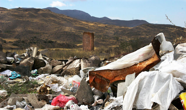 Ereván pospone construcción de relleno sanitario