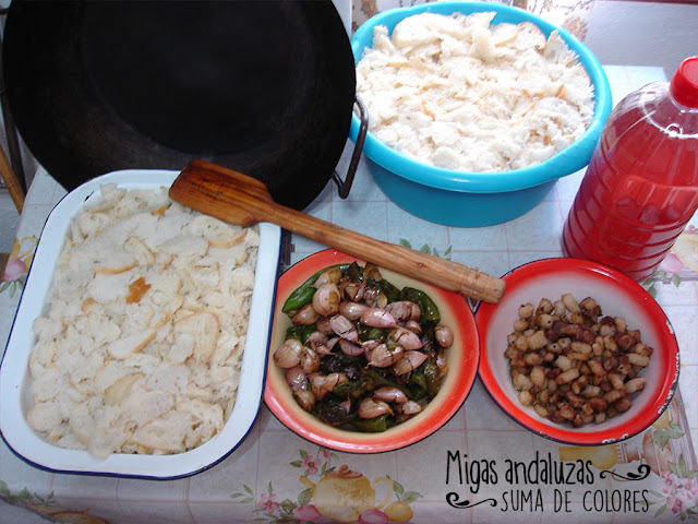 Migas-Andaluzas-Ingredientes