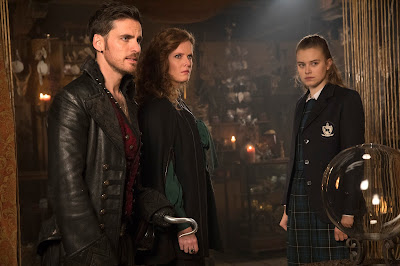 Colin O'Donoghue, Rebecca Mader, Tiera Skovbye Once Upon A Time