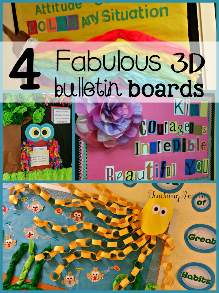 Classroom Design And Delivery ~ Teaching fourth fabulous d bulletin board ideas