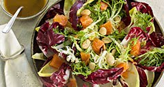 Marcona Almond and Cara Cara Orange Salad