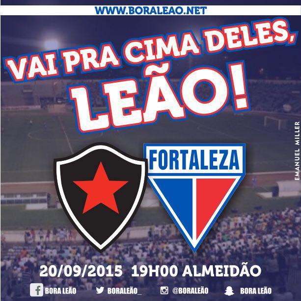 Pre Jogo Botafogo Pb X Fortaleza Bora Leao