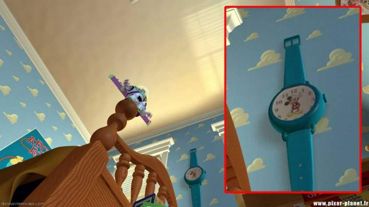 Animation facts, interesting facts, about toy story, Mickey mouse